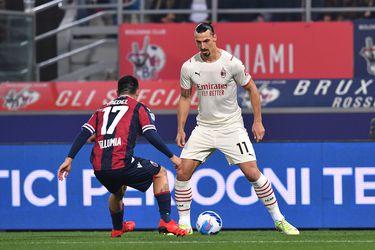 Gary Medel es titular en desafortunada derrota del Bologna ante Milan