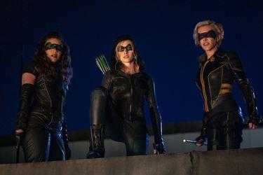 El destino del spin-off de Arrow todavía es incierto