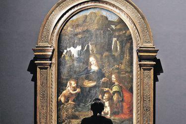 El Louvre celebra a Leonardo Da Vinci