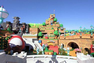 Super Nintendo World finalmente abrirá en Japón este 18 de marzo