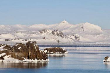 La Antártica se calienta: continente marcó nuevos récords de temperatura en 2020