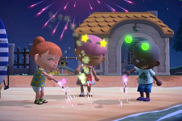 Animal Crossing: New Horizons muestra su segunda actualización gratuita de verano