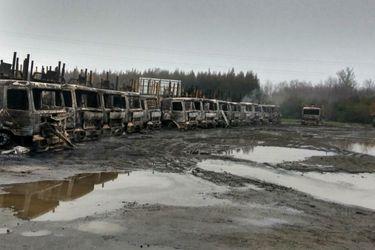 atentado, camiones, sur
