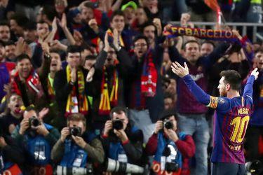 Los números que transformaron a Messi en una leyenda en el Barcelona