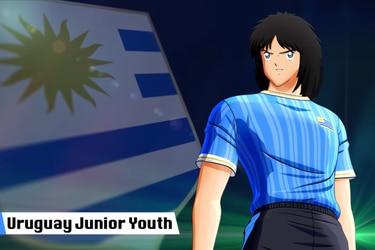 La selección de Uruguay protagoniza el nuevo adelanto de Captain Tsubasa: Rise of New Champions