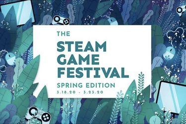 En octubre se realizará el próximo Steam Games Festival