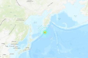 Shoa descarta tsunami en costas chilenas tras sismo de 7,5 en islas rusas