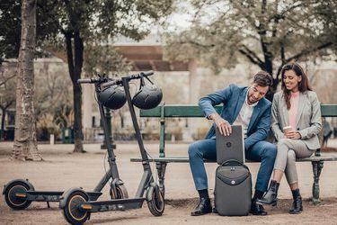 Scooters eléctricos: con la ciudad como escenario