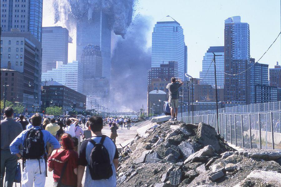 9-11: cómo la TV recordará los atentados a las Torres Gemelas - La Tercera