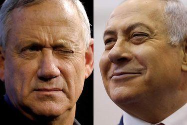 Elecciones en Israel: Encuestas a boca de urna muestran resultado apretado entre Netanyahu y Gantz