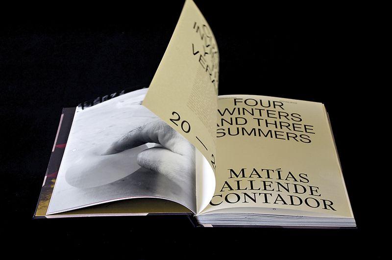 """""""Libro Segundo"""" / Second Book, de Benjamín Ossa."""