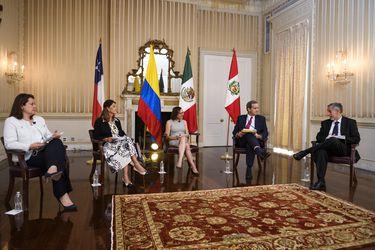 """Perú dice que le ve """"potencial"""" a la Alianza del Pacífico y ratifica compromiso con el bloque"""