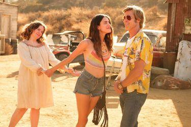 Nepotismo cinéfilo: hijas de Andie McDowell y Uma Thurman brillan en la nueva película de Tarantino