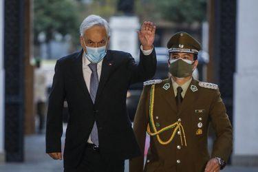 Piñera vuelve a La Moneda: Lideró consejo de gabinete con énfasis en ocho prioridades para su último año de gobierno