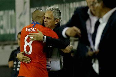 """""""Mediocres"""": Vidal carga contra la prensa y los dirigentes por la marcha de Rueda"""