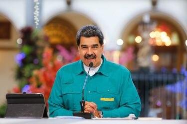 Maduro propone que nueva Asamblea Nacional de Venezuela haga un juicio público a Guaidó