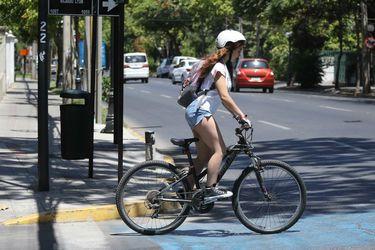 Comienzan los trabajos para nueva ciclovía en Providencia