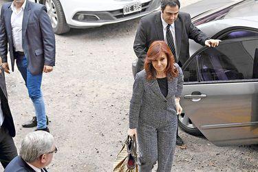 Cristina K acepta iniciar juicio oral por el caso cuadernos de las coimas