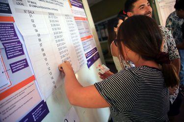 Carabineros: PSU se ha suspendido en 27 establecimientos educacionales