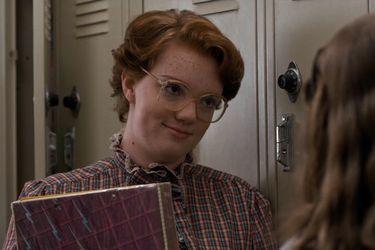 Barb de 'Stranger Things' lució irreconocible en la alfombra roja de los SAG Awards