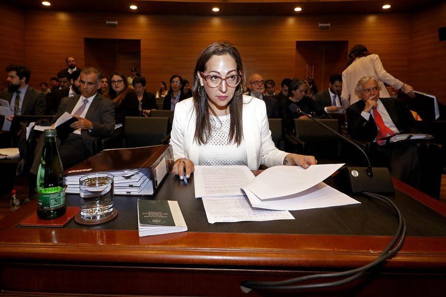 Inicio de alegatos por caso Frei en el Tribunal Constitucional