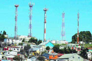 Antenas para celulares