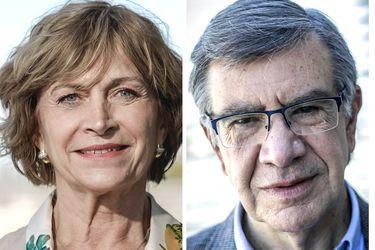 Matthei y Lavín, neutrales ante la interna UDI... y las semanas cruciales para su pugna presidencial