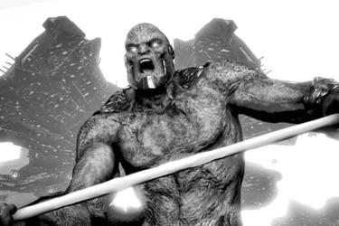 Zack Snyder compartió una nueva foto de Darkseid en Justice League