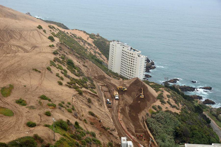 Dunas de Concón. Foto: Dedvi Missene.