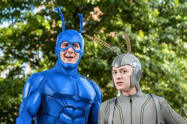 La segunda temporada de The Tick tendrá más héroes y villanos