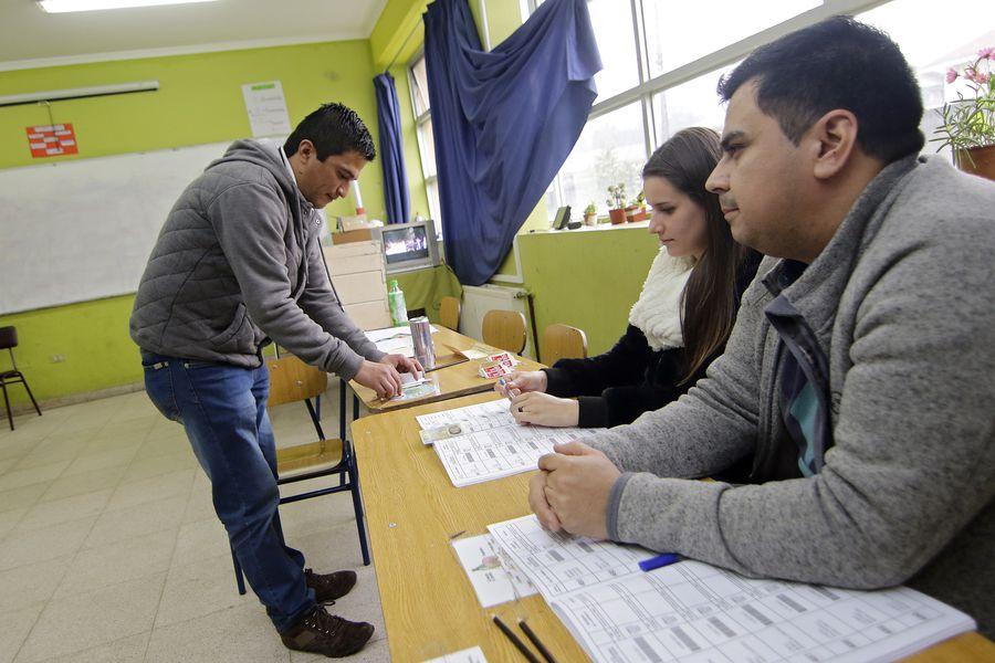 CONCEPCION: Panorama de elecciones primarias.