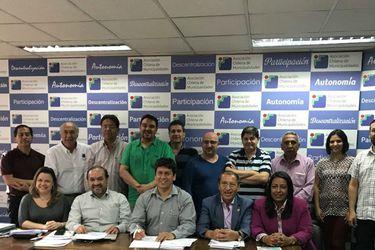 Asociación Chilena de Municipalidades.