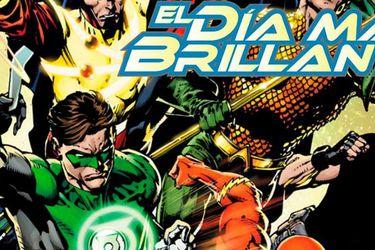"""""""Linterna Verde: El Día Más Brillante"""" el nuevo cómic que llega a Unlimited"""
