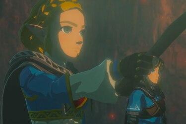 Nintendo muestra parte del detrás de cámaras del anuncio de Zelda: Breath of the Wild 2
