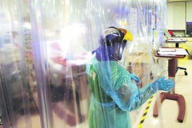 Clínica Alemana acusa el golpe de la pandemia y despide a más de un centenar de trabajadores