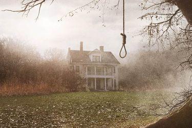 La casa que inspiró El Conjuro está a la venta