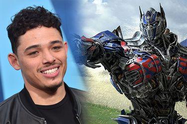 Anthony Ramos sería el protagonista de la nueva película de Transformers