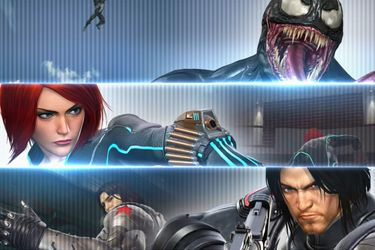 Winter Soldier, Black Widow y Venom se presentan con este tráiler de Marvel vs. Capcom Infinite