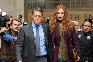 Nicole Kidman y Hugh Grant protagonizan la nueva miniserie de HBO