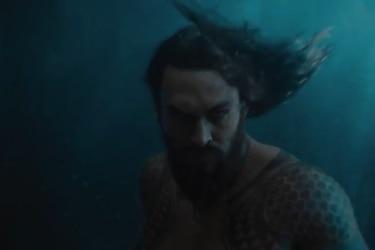 Aquaman protagoniza el nuevo avance del Snyder Cut de Justice League