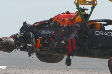 € 750 mil: Red Bull le pone precio al choque de Verstappen y Hamilton