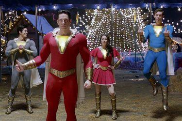 Fury of the Gods incluiría escenas de acción con la familia de Shazam
