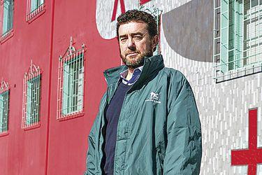 Paulo Egenau, director social del Hogar de Cristo