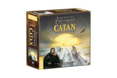 El Catan: Game of Thrones es una mezcla que resiste hasta el invierno