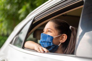 Recomendaciones para un viaje familiar en auto durante la pandemia