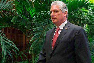 Miguel Díaz-Canel es elegido líder del Partido Comunista cubano
