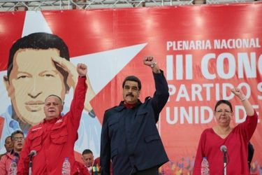 Maduro asegura que dejará la presidencia de Venezuela si la oposición gana las elecciones parlamentarias