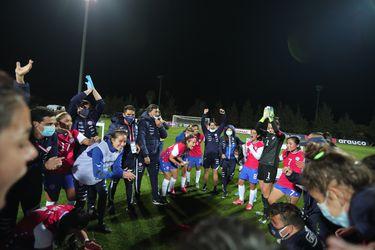 Las curvas de Las Rojas: la evolución de la histórica selección femenina de Chile