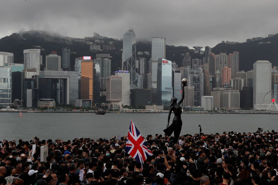 Consulado de Reino Unido en Hong Kong (1)