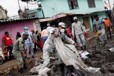Mueren 17 pacientes durante inundación en hospital por desborde de río en México: la mayoría de las víctimas eran enfermos de Covid-19